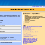 Screenshot - StreamDent The New Patient Exam