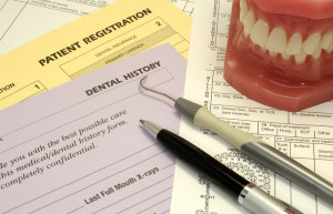 dental history forms