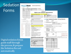 sedation dentistry sedation intake form